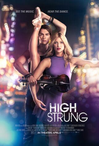 High Strung Free Dance (2019) Main Poster
