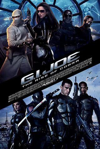 G.I. Joe: The Rise of Cobra (2009) Main Poster