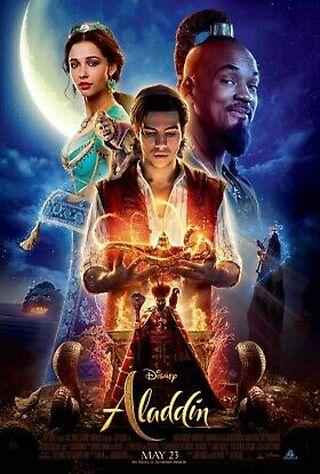 Aladdin (2019) Main Poster