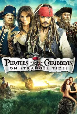 Pirates of the Caribbean: On Stranger Tides (2011) Main Poster