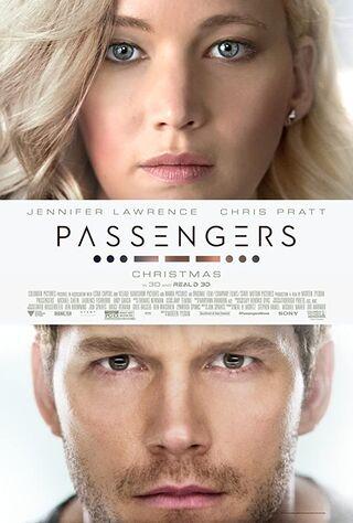 Passengers (2016) Main Poster