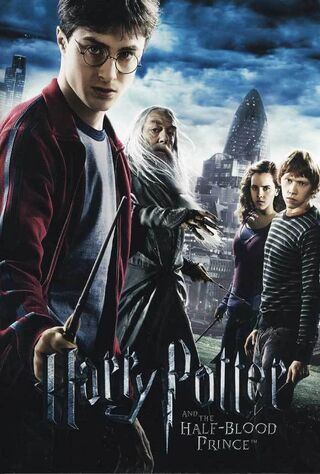 Harry Potter and the Half-Blood Prince (2009) Main Poster