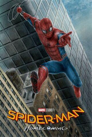 Spider-Man: Homecoming (2017) Main Poster