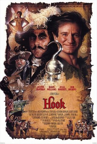 Hook (1991) Main Poster