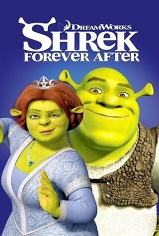 Shrek Forever After (2010) Main Poster