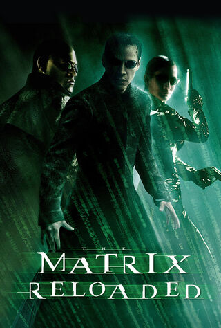 The Matrix Reloaded (2003) Main Poster