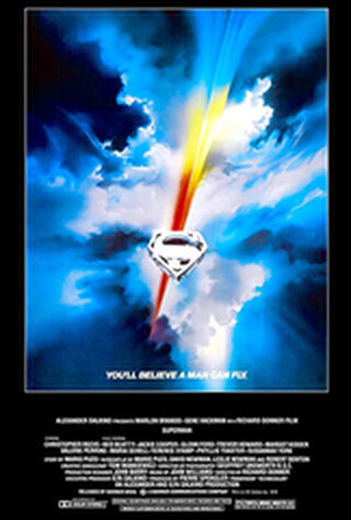Superman (1978) Main Poster
