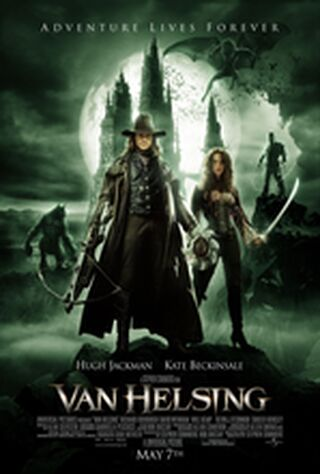 Van Helsing (2004) Main Poster