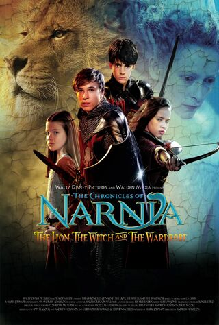 The Chronicles of Narnia: The Lion, the Witch and the Wardrobe (2005) Main Poster