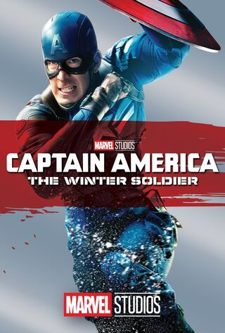 Captain America: The Winter Soldier (2014) Main Poster