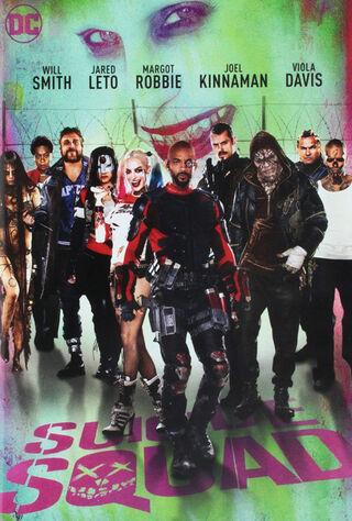 Suicide Squad (2016) Main Poster