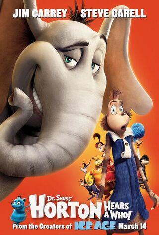 Horton Hears a Who! (2008) Main Poster