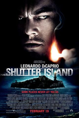 Shutter Island (2010) Main Poster