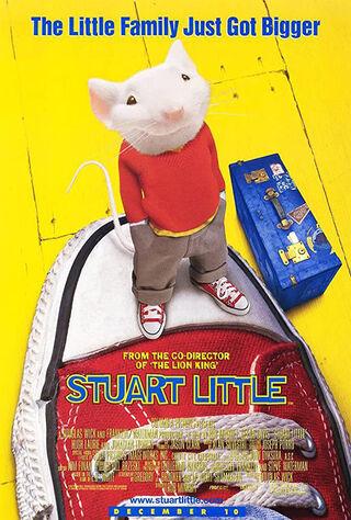 Stuart Little (1999) Main Poster