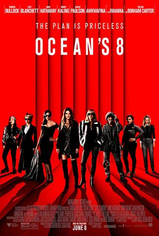 Ocean's Eight (2018) Main Poster