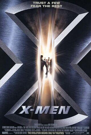 X-Men (2000) Main Poster