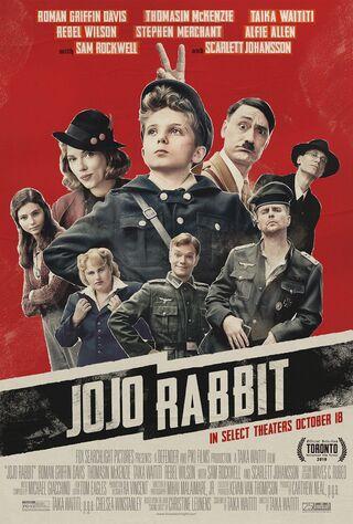 Jojo Rabbit (2019) Main Poster