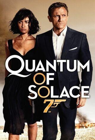 Quantum of Solace (2008) Main Poster