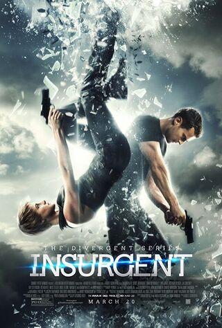 Insurgent (2015) Main Poster