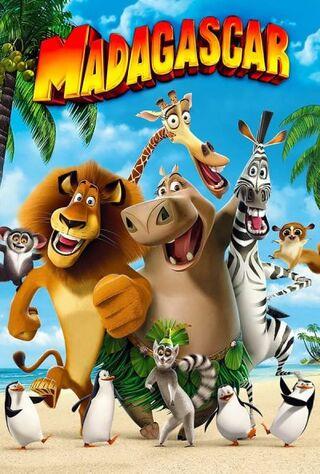 Madagascar (2005) Main Poster