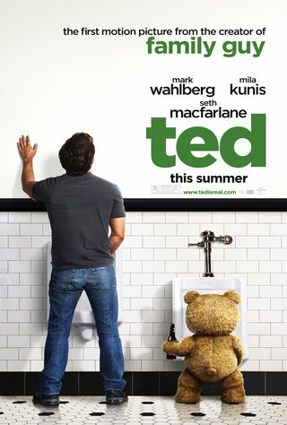 Ted (2012) Main Poster