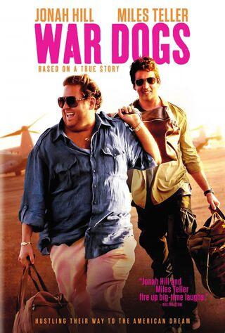 War Dogs (2016) Main Poster