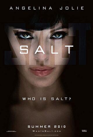 Salt (2010) Main Poster