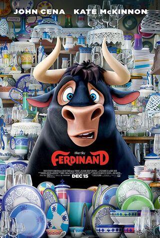 Ferdinand (2017) Main Poster