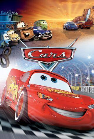 Cars (2006) Main Poster