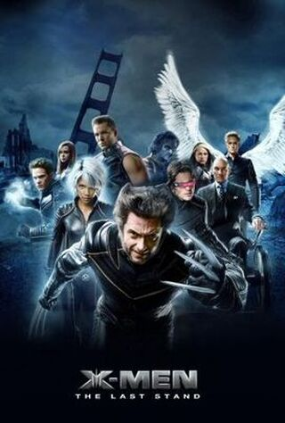 X-Men: The Last Stand (2006) Main Poster