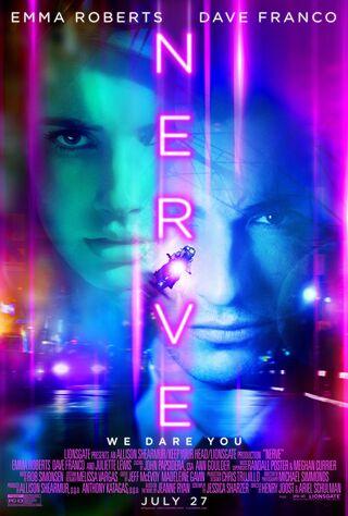 Nerve (2016) Main Poster