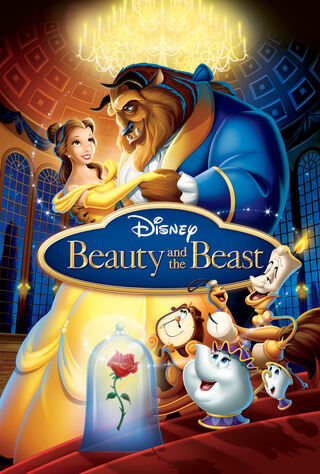 Beauty and the Beast (1991) Main Poster