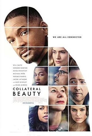 Collateral Beauty (2016) Main Poster
