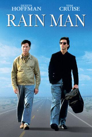 Rain Man (1988) Main Poster