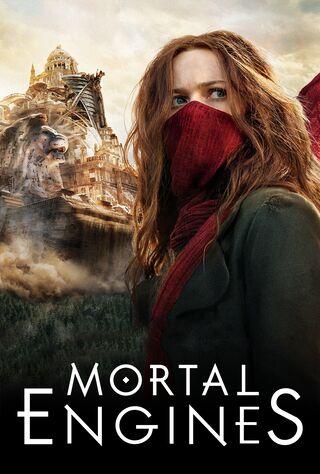 Mortal Engines (2018) Main Poster