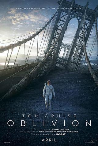 Oblivion (2013) Main Poster