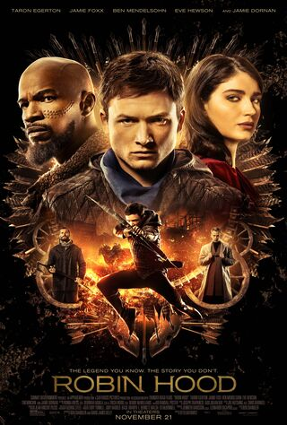 Robin Hood (2018) Main Poster