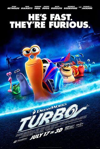 Turbo (2013) Main Poster