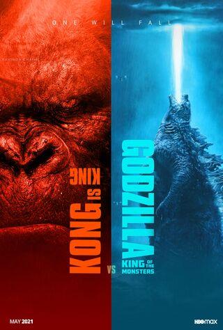 Godzilla Vs. Kong (2021) Main Poster
