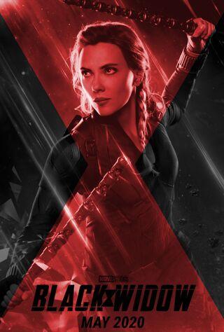 Black Widow (2021) Main Poster