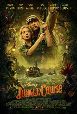 Jungle Cruise (2021) Main Poster