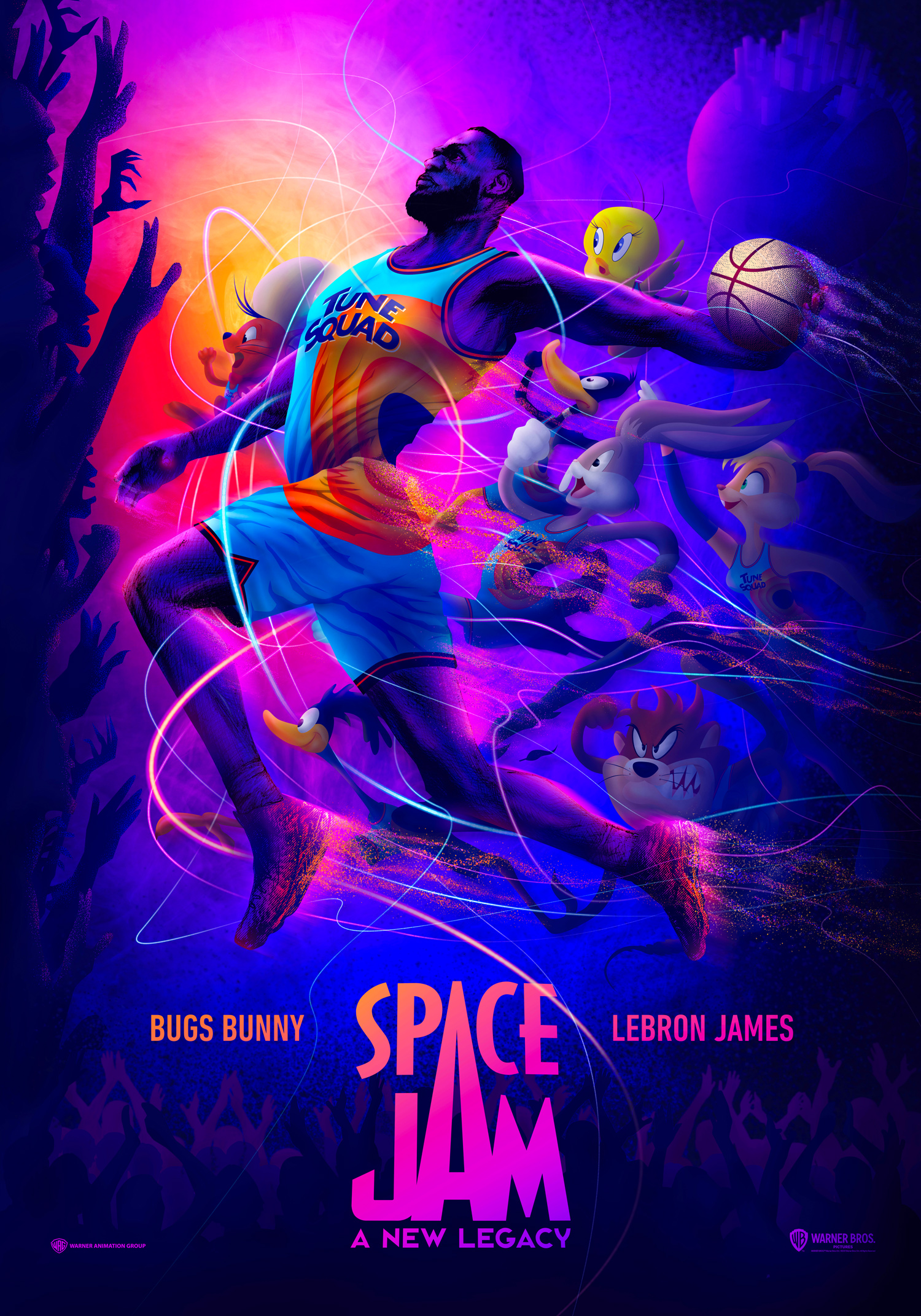 Space Jam: A New Legacy (2021) Poster #16
