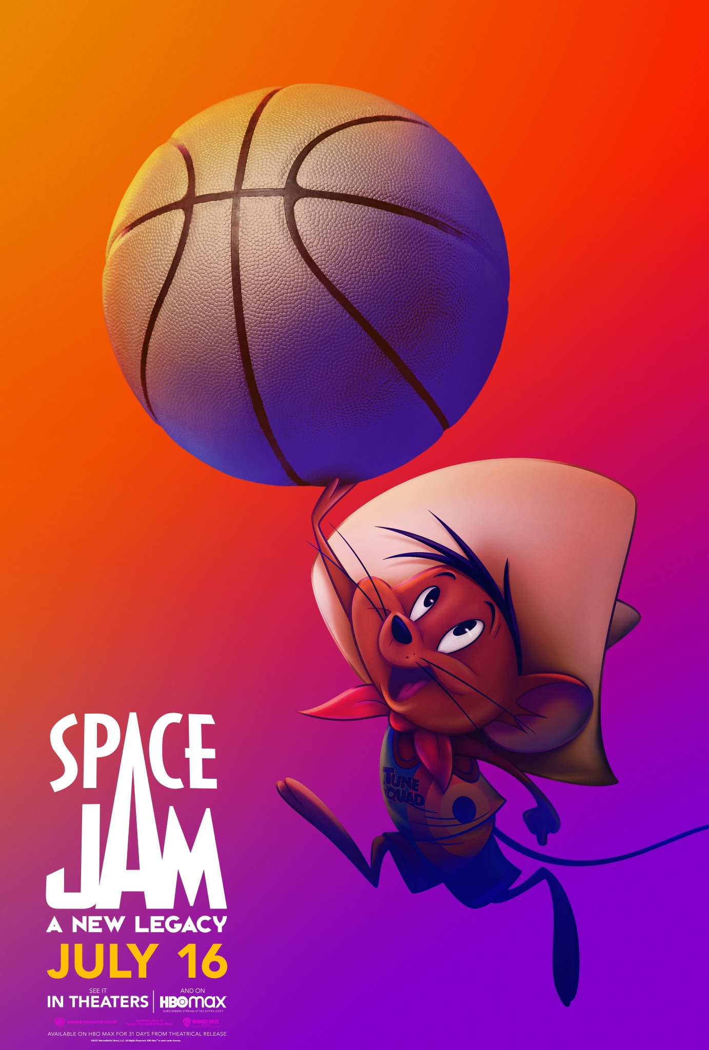 Space Jam: A New Legacy (2021) Poster #14