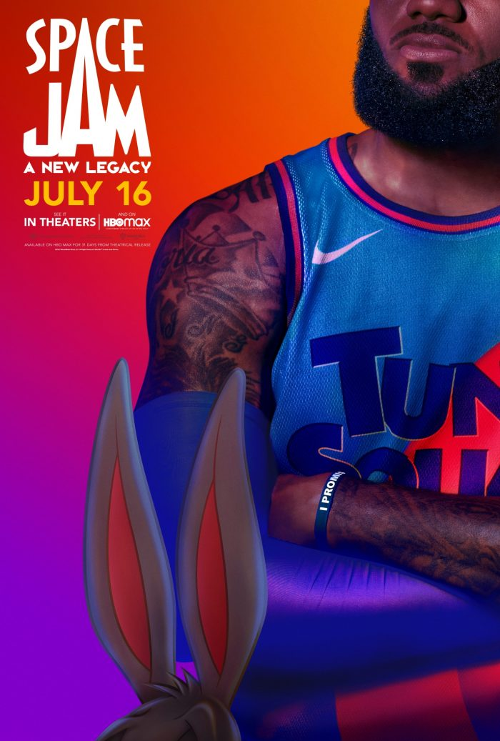 Space Jam: A New Legacy (2021) Poster #6