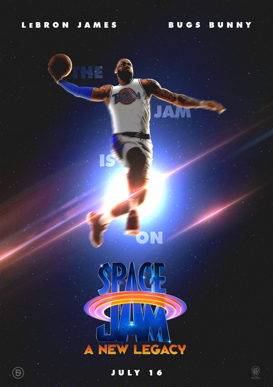 Space Jam: A New Legacy (2021) Poster #3