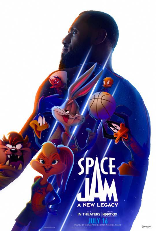 Space Jam: A New Legacy (2021) Poster #2