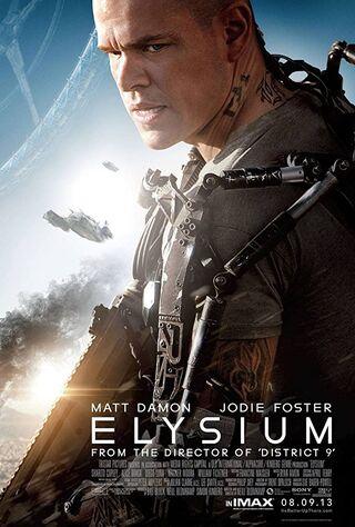 Elysium (2013) Main Poster