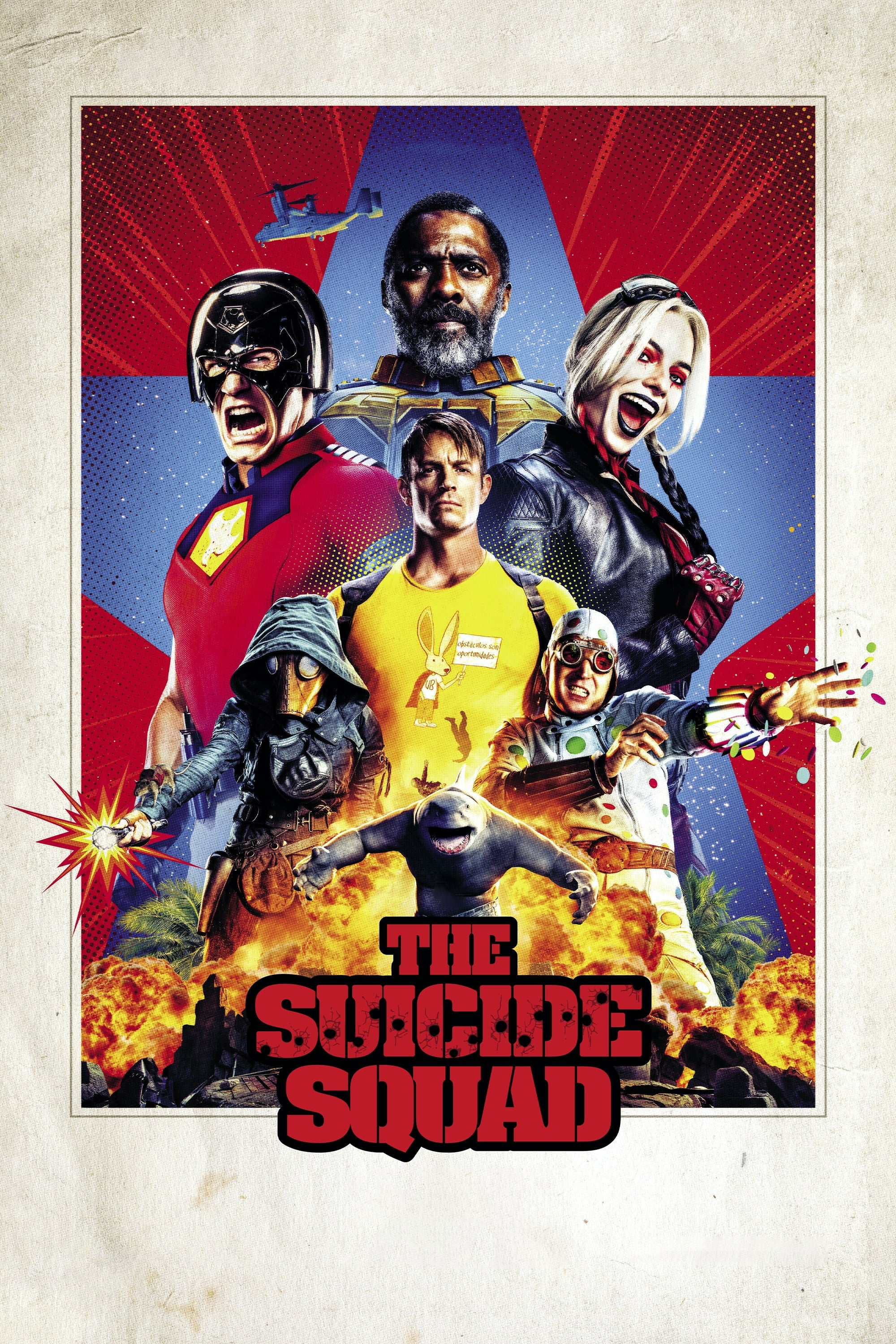 The Suicide Squad (2021) Main Poster