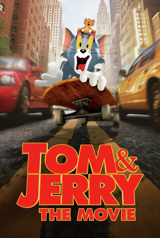 Tom And Jerry (2021) Main Poster