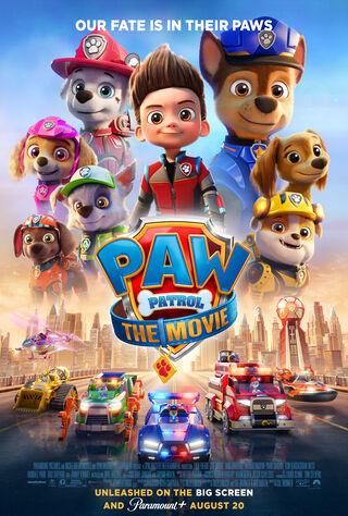 PAW Patrol: The Movie (2021) Main Poster